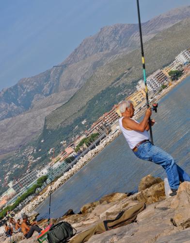 Pescatori a Formia (1289 clic)