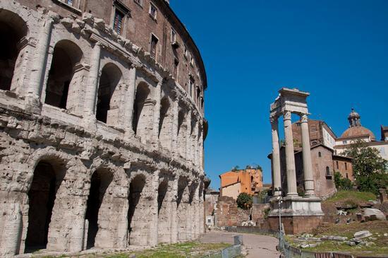 Teatro di Marcello - Roma (613 clic)