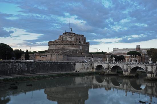 The Mausoleum of Hadrian-Rome - Roma (1140 clic)