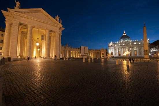 Papal Basilica of Saint Peter in the Vatican - ROMA - inserita il 06-Mar-14