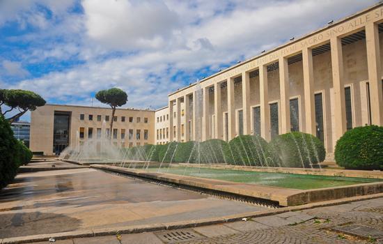 Salone delle Fontane, Eur   Roma (1300 clic)