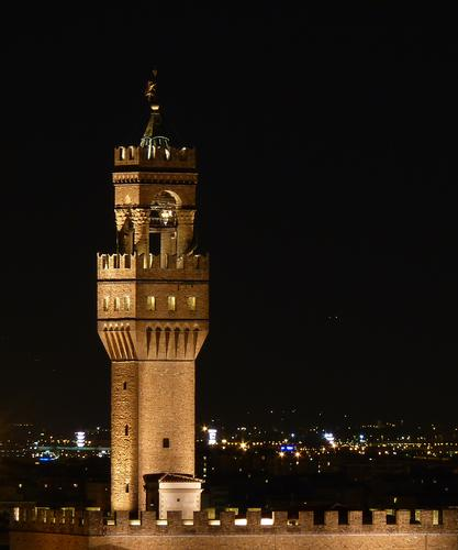 Notturno - Firenze (3155 clic)