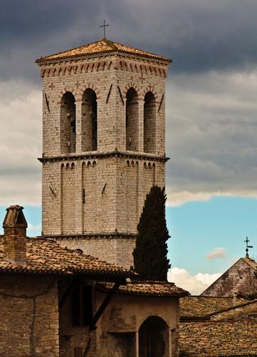 Santa Maria Maggiore - Assisi (3458 clic)
