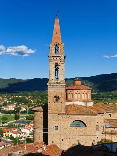 La Toscana in uno scatto ...  - Castiglion fiorentino (2032 clic)