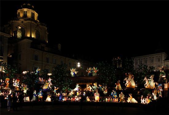 Il Presepe di Luzzatti - Torino (3534 clic)