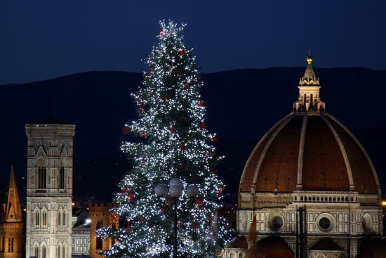 Albero di Natale al Piazzale - Firenze (3043 clic)