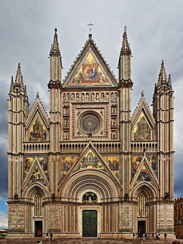 Duomo Orvieto (1189 clic)