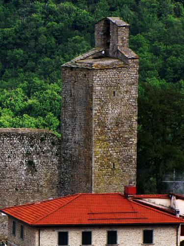 Torre del Castello - Montemignaio (1641 clic)