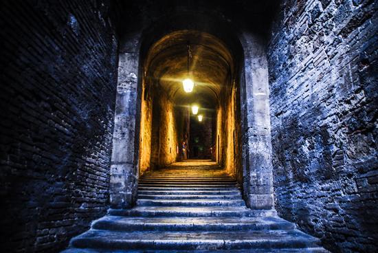 Rocca Paolina - Perugia (929 clic)