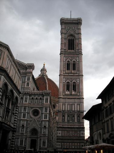 Il campanile di Giotto - Firenze (1679 clic)