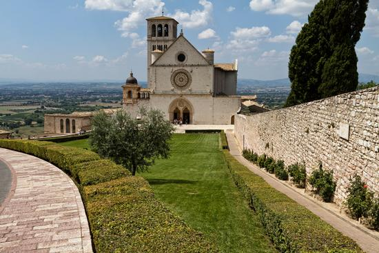 San Francesco - Assisi (3452 clic)