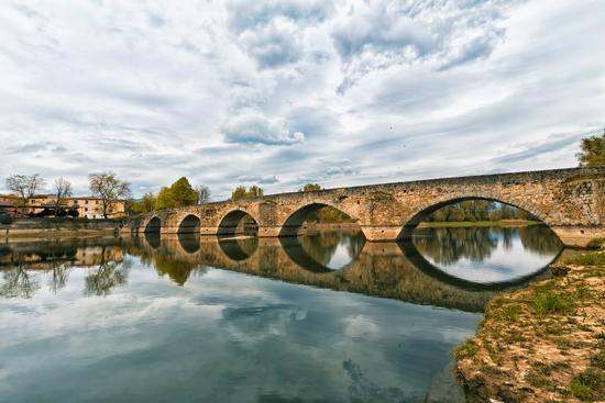 Ponte a Buriano - Arezzo (2640 clic)