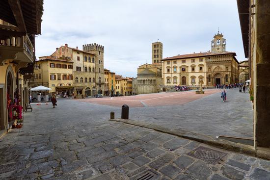 Piazza Grande - Arezzo (3161 clic)