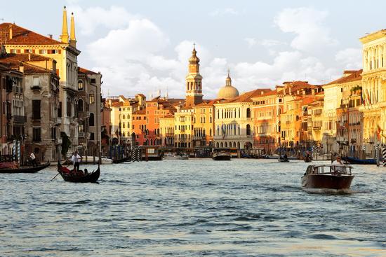 Tramonto - Venezia (2009 clic)