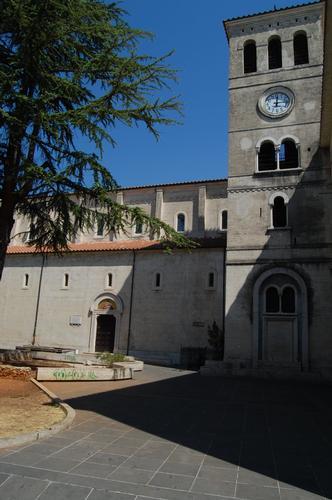 Campanile S Restituta - Sora (1495 clic)