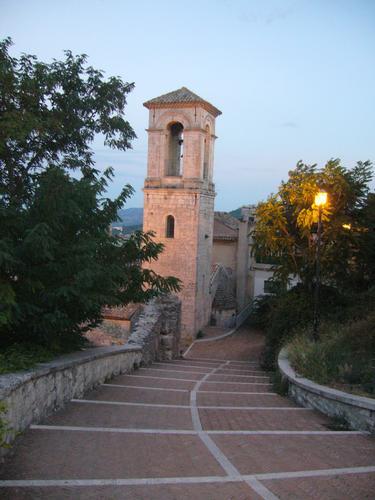 scendendo verso la sera - Campobasso (2497 clic)