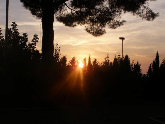 tramonto a rispescia (2048 clic)