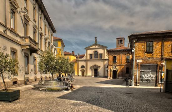 SANTA MARIA IN CORROBIOLO - Monza (856 clic)