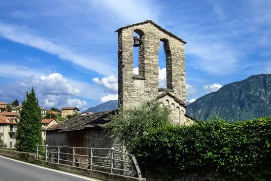 ORATORIO SAN GIACOMO - Ossuccio (1185 clic)