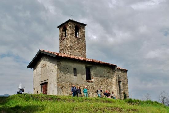 CHIESA DI SAN MARTINO - Garbagnate monastero (1439 clic)