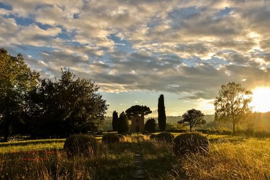 CALDE LUCI AL TRAMONTO - Inverigo (2764 clic)