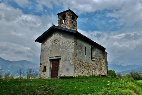 LA CHIESA DI SAN MARTINO - Garbagnate monastero (1759 clic)