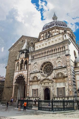 LA  APPELLA COLLEONI - Bergamo (1065 clic)