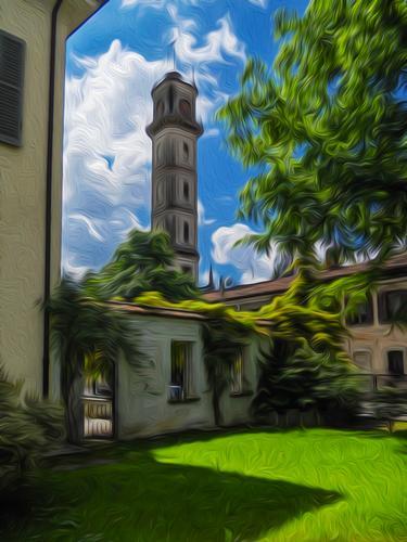 DIPINTO  5 - Giussano (993 clic)