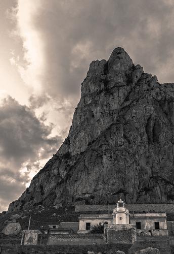 Faro di Capogallo (PA) - Palermo (2235 clic)