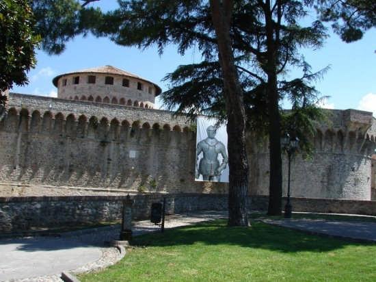 Fortezza Firmafede - Sarzana (3272 clic)