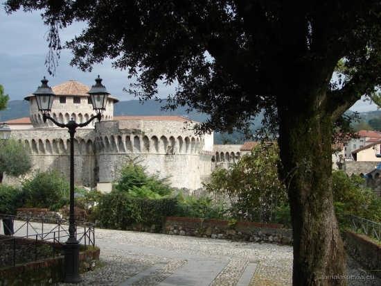 Fortezza Firmafede - Sarzana (3789 clic)