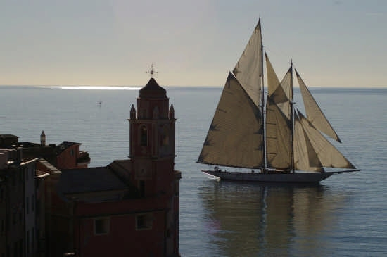 Barca a Tellaro (5526 clic)