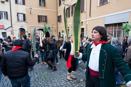 Ballo dei Radecari e Pantanari - Frosinone (1239 clic)