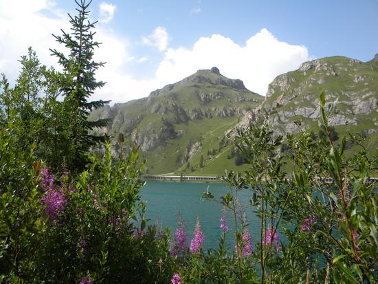 lago Fedaia - Canazei (1387 clic)