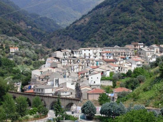 Scorcio Panoramico Cuccianni - Mammola (3398 clic)