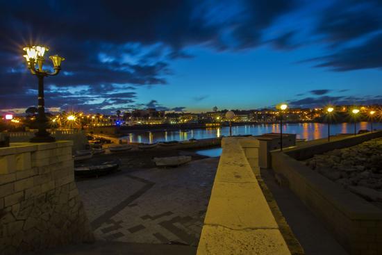 Il porticciolo - Otranto (1117 clic)