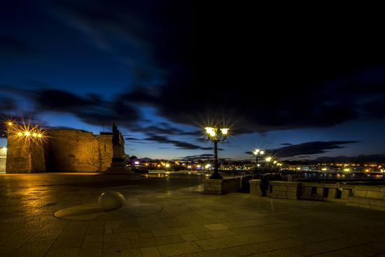 Otranto di sera (3427 clic)