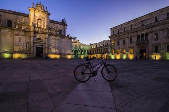 In giro con la bici - Lecce (2575 clic)