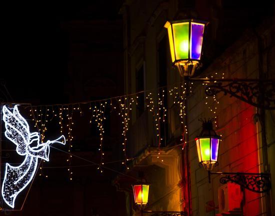 L'angelo - Lecce (1328 clic)