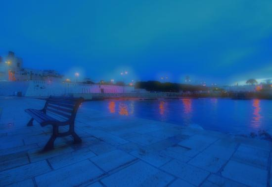 Tra la nebbia - Otranto (1221 clic)