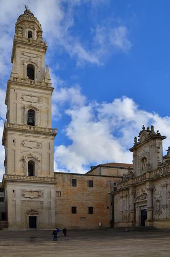 Il campanile - Lecce (817 clic)