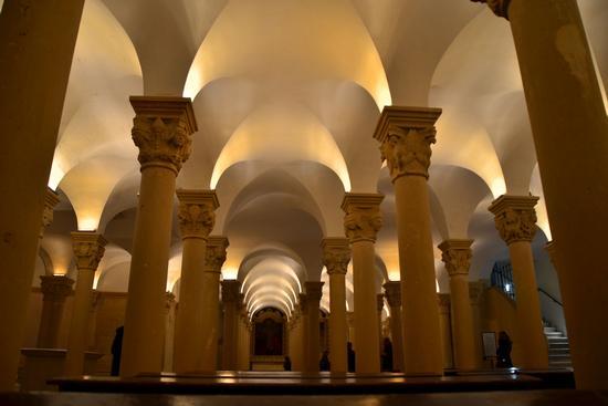 il soccorpo del Duomo - Lecce (3089 clic)