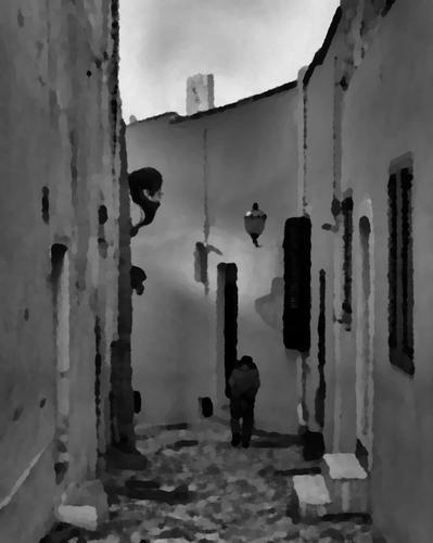 Al suono delle campane - Otranto (1206 clic)