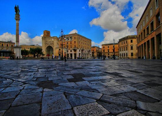 Piazza S.Oronzo - Lecce (734 clic)