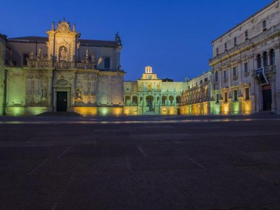 Piazza S.Oronzo - Lecce (838 clic)