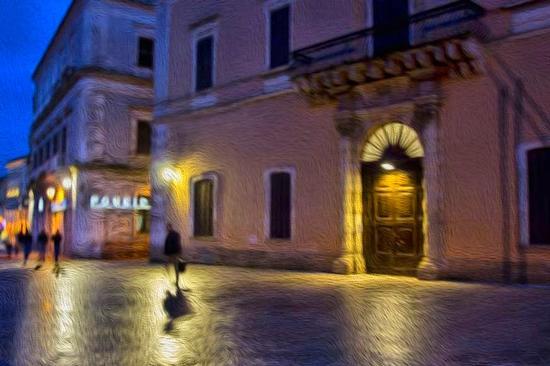 Dopo la pioggia - Brindisi (1241 clic)