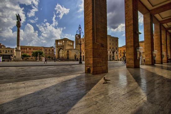Il cuore di Lecce (3649 clic)