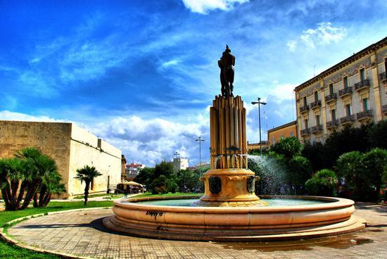 La fontana dell'armonia - Lecce (2290 clic)