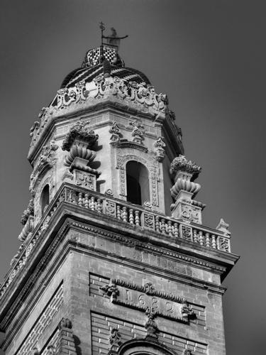 Il campanile del Duomo - Lecce (839 clic)
