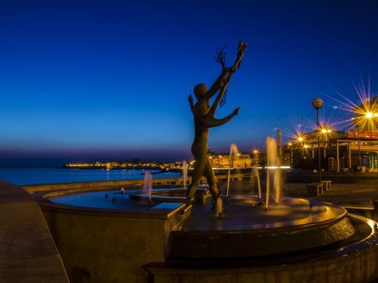 La fontana del marinaio - Gallipoli (3394 clic)